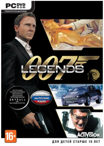 007 Legends (2012) PC
