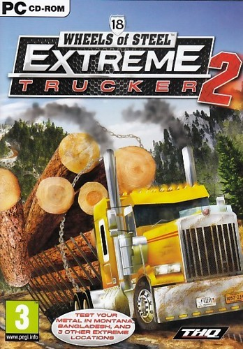 18 Wheels of Steel: Extreme Trucker 2 (2011) PC