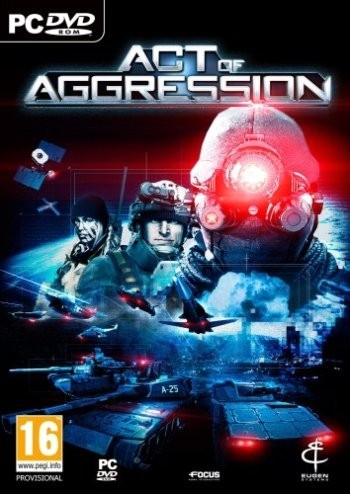 Act of Aggression (2015) PC