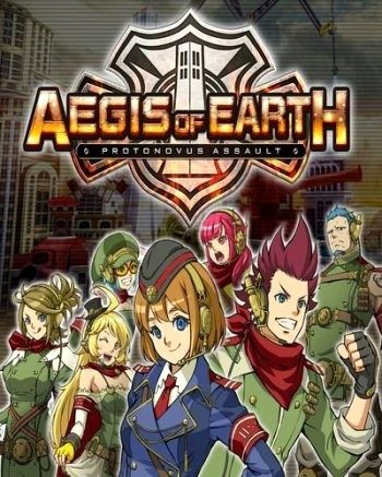 Aegis of Earth: Protonovus Assault (2016) PC