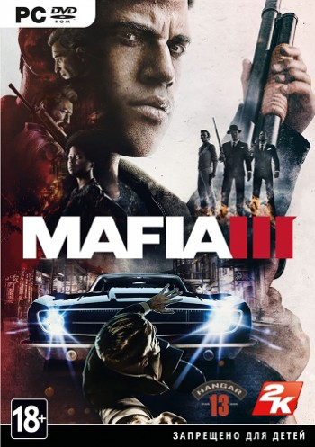 Мафия 3 / Mafia III - Digital Deluxe Edition [Update 6 + 4 DLC] (2016) PC