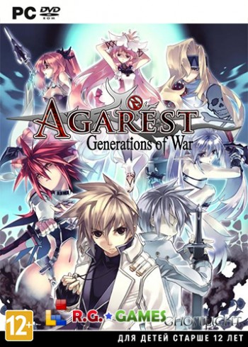 Agarest: Generations of War (2013) (PC/ENG)