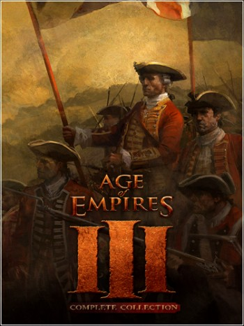 Age of Empires 3 (2005) PC