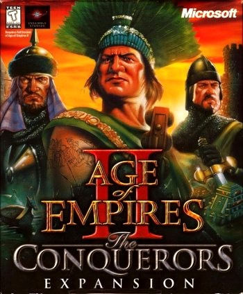 Age of Empires II: The Conquerors (2000) PC