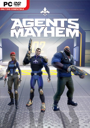 Agents of Mayhem (2017)