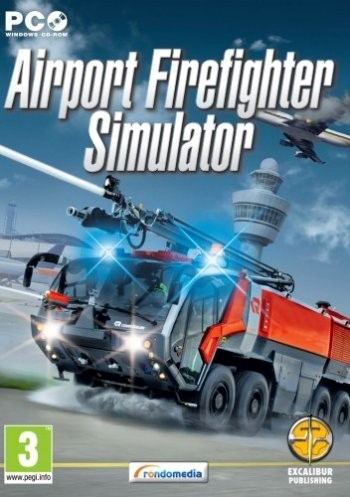 Airport Firefighters The Simulation (2015)