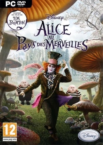 Alice in Wonderland (2010) PC