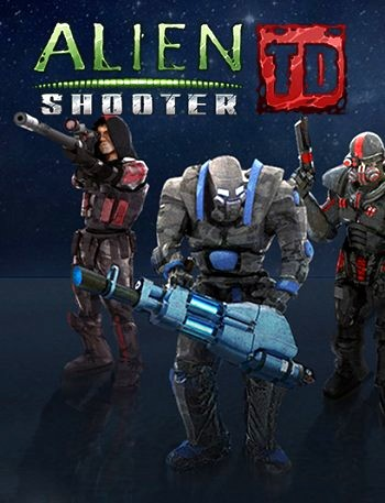 Alien Shooter TD (2017) PC