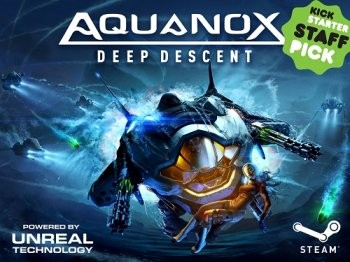 Aquanox Deep Descent (2017)
