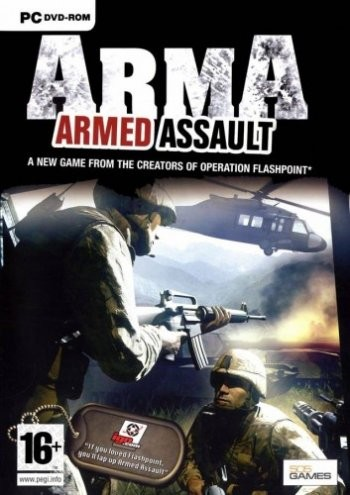 ArmA: Armed Assault - Gold (2008) PC