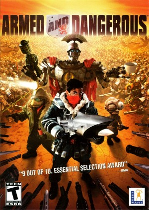 Armed and Dangerous (2003) PC