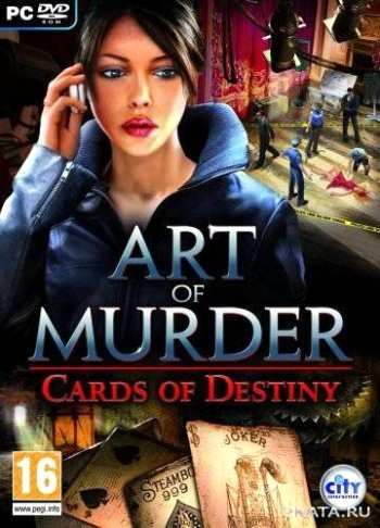 Art of Murder: Cards of Destiny (2010) PC