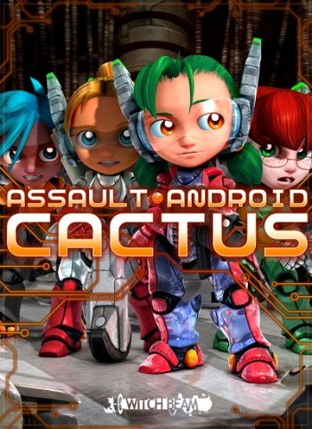 Assault Android Cactus (2015) PC