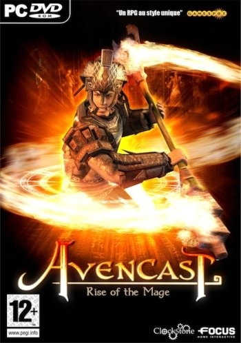 Avencast: Rise of the Mage (2007) PC