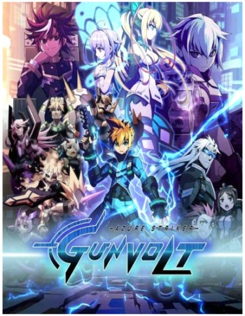 Azure Striker Gunvolt (2015) PC