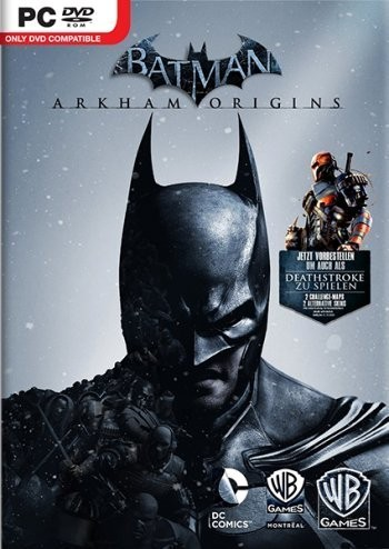Batman: Arkham Origins (2013) (PC/RUS)