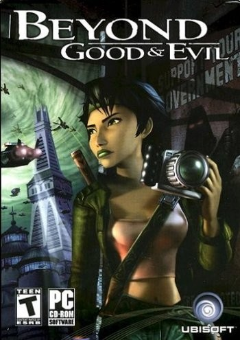 Beyond Good & Evil (2003) PC