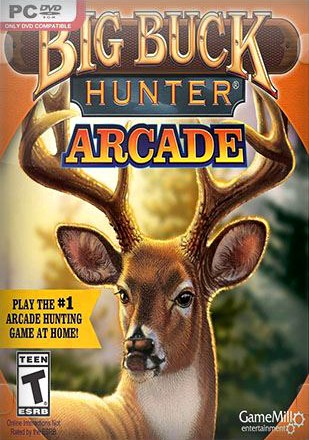 Big Buck Hunter Arcade (2016) PC