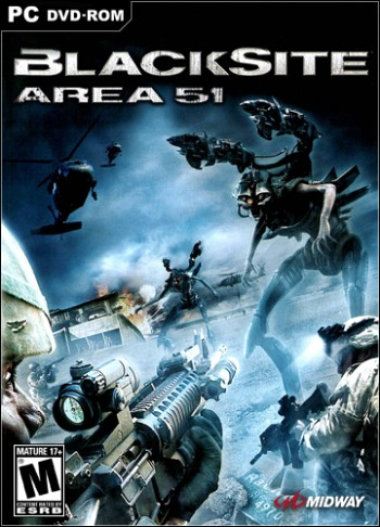 BlackSite Area 51 (2007) PC