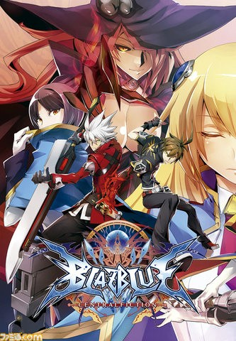 BlazBlue: Central Fiction (2016) PC
