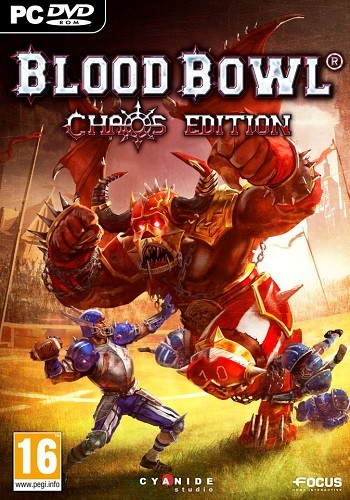 Blood Bowl - Chaos Edition (2012) PC