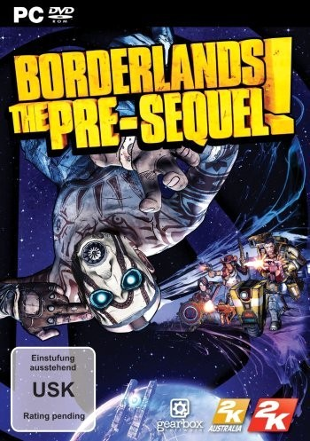 Borderlands: The Pre-Sequel (2014)