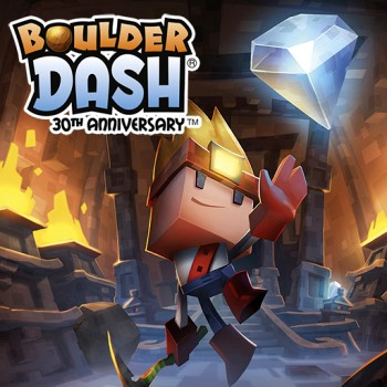 Boulder Dash - 30th Anniversary (2016) PC