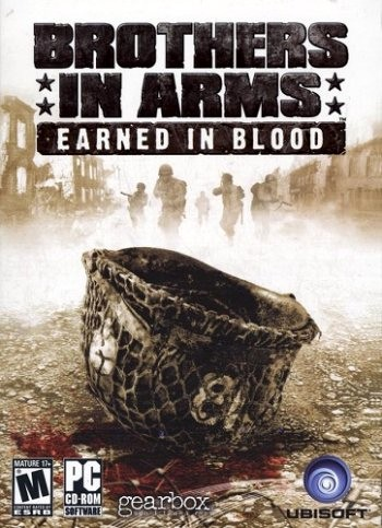 Brothers in Arms: Earned in Blood (2005) PC