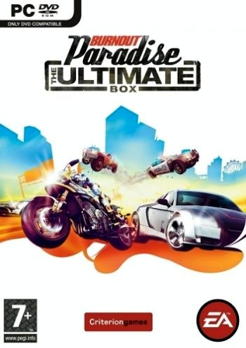 Burnout Paradise: The Ultimate Box (2009) PC