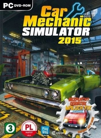 Car Mechanic Simulator 2015 (2015) PC
