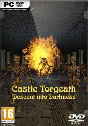 Castle Torgeath: Descent into Darkness (2016) PC