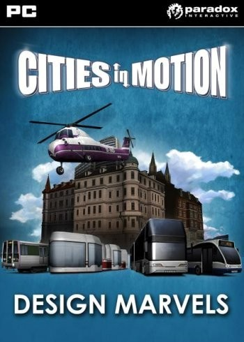Cities In Motion (2011)