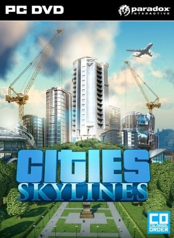Cities: Skylines - Deluxe Edition (2015) PC