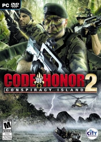 Code of Honor 2: Conspiracy Island (2008) PC