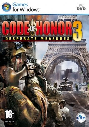 Code of Honor 3: Desperate Measures (2009) PC