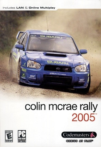 Colin McRae Rally 2005 (2004) PC
