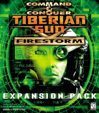Command & Conquer: Tiberian Sun - Firestorm (2000) PC