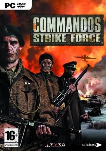 Commandos: Strike Force (2006) PC