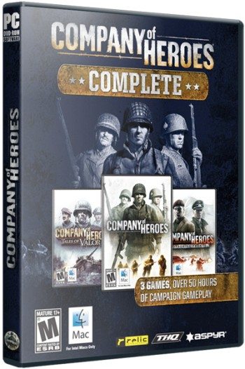 Company of Heroes (2006) PC