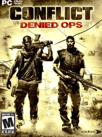 Conflict Denied Ops (2008) PC