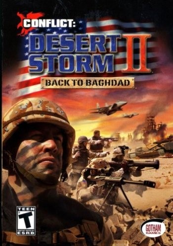 Conflict: Desert Storm 2: Back to Baghdad (2003) PC