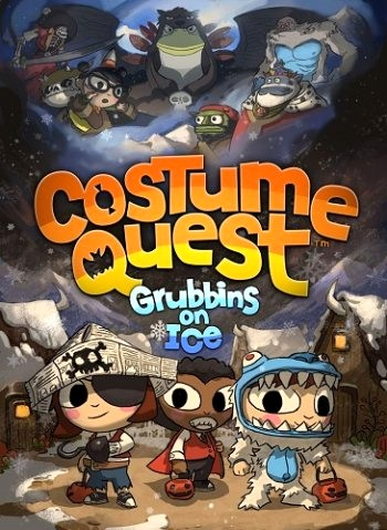 Costume Quest: Grubbins on Ice (2012) PC