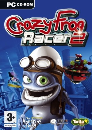 Crazy Frog Racer 2 (2006) PC