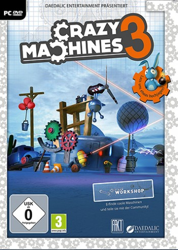 Crazy Machines 3 (2016) PC