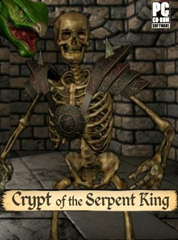Crypt of the Serpent King (2016) PC