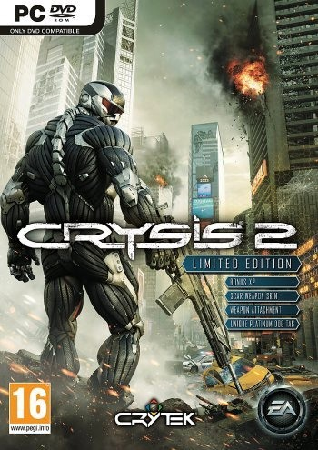 Crysis 2. Limited Edition (2011)