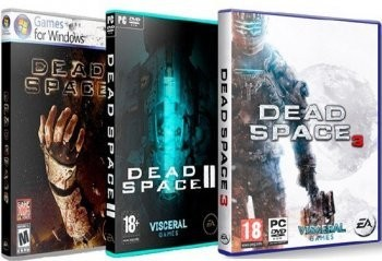 Dead Space - Anthology (2008-2013) (PC/RUS)