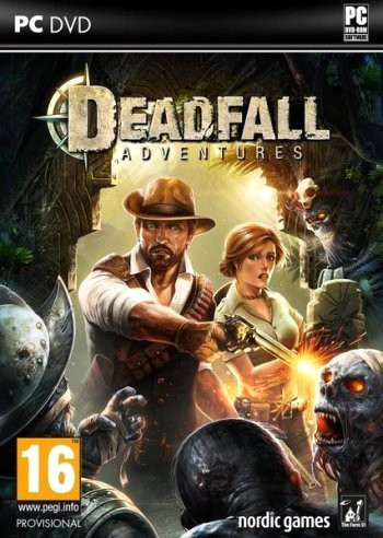 Deadfall Adventures (2013) (PC/RUS)