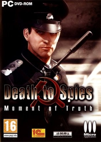 Death to Spies: Moment of Truth (2008) PC