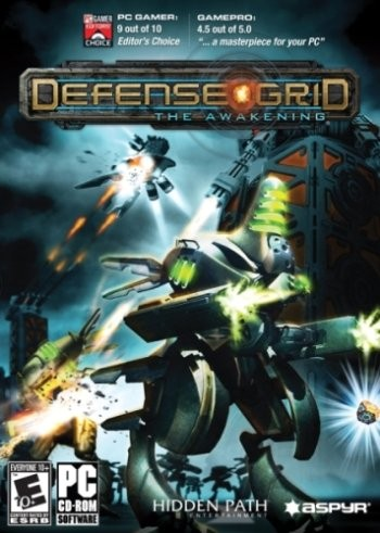 Defense Grid: The Awakening (2009) PC